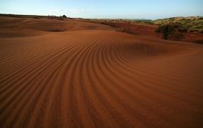 Red Sands of Xolobeni