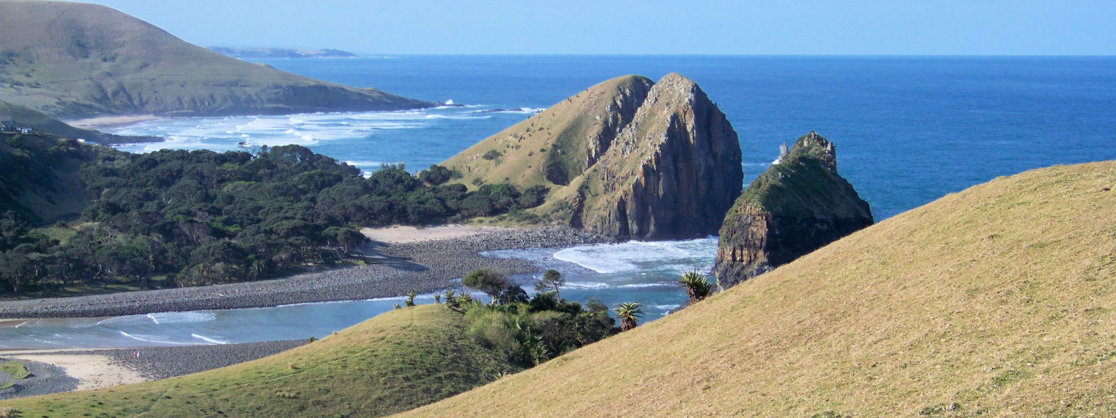 Hole in the Wall - Mpako River