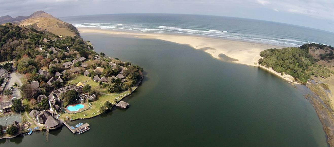 Umngazi River Bungalows Wild Coast