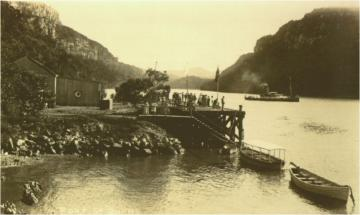 The Jetty at Port St Johns