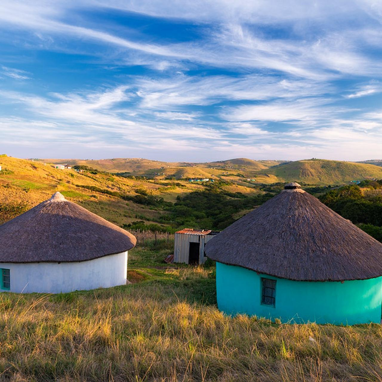 Rural scene near Coffee Bay - (c) Hougaard Malan