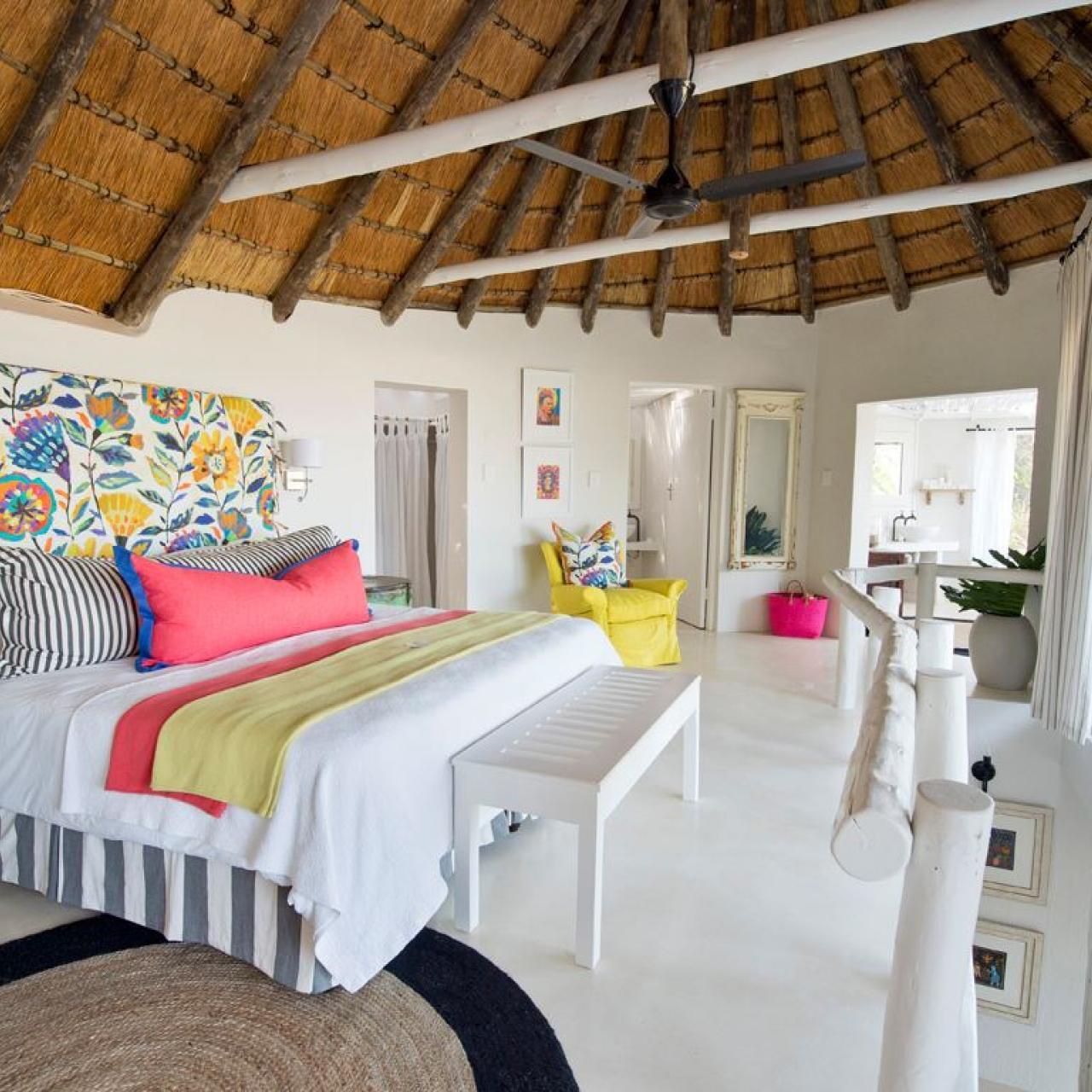 Umngazi honeymoon suite