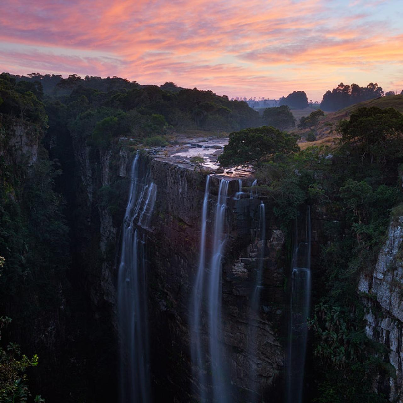 Magwa Falls - (c) Hougaard Malan