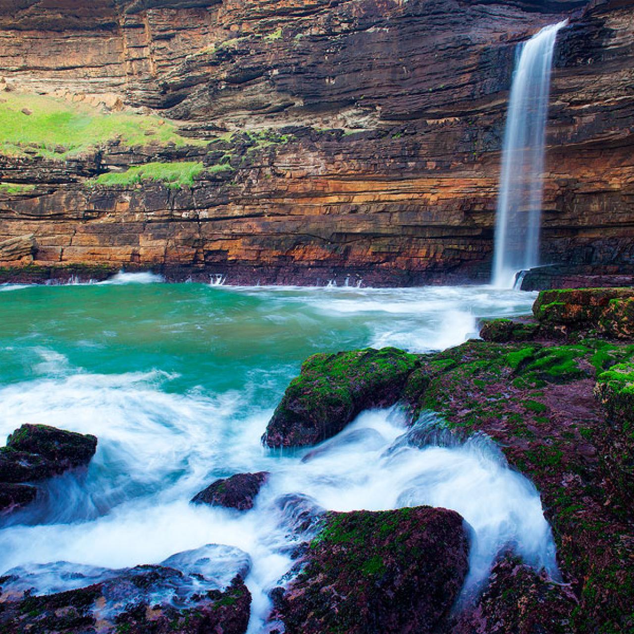 Waterfall Bluff - (c) Hougaard Malan