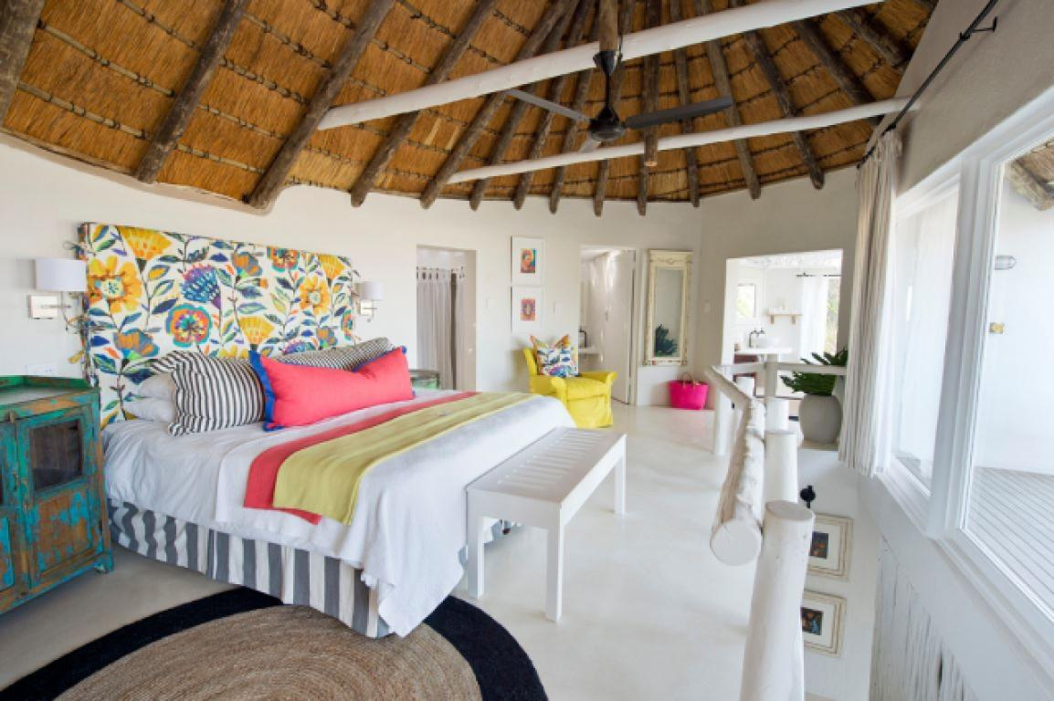 Umngazi honeymoon suite