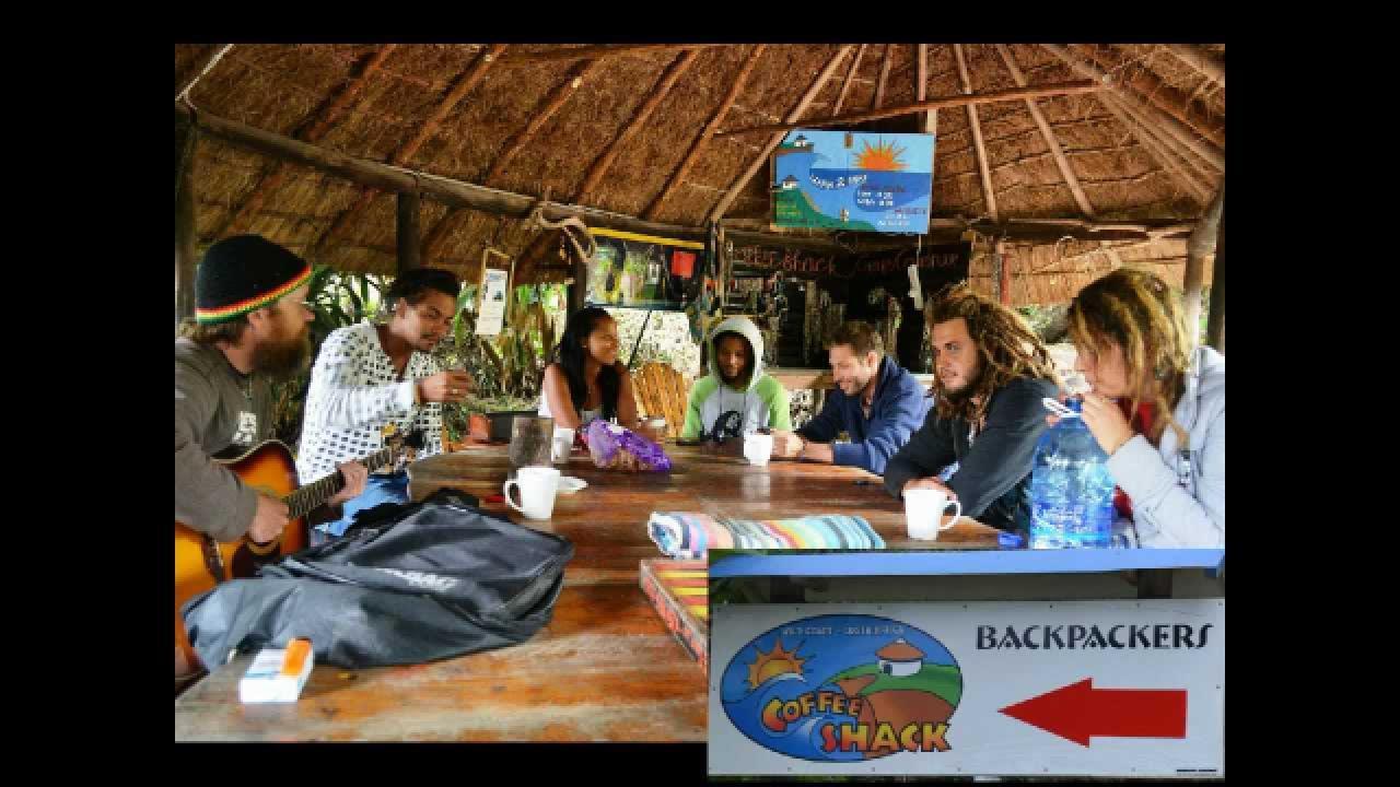 coffee shack backpackers