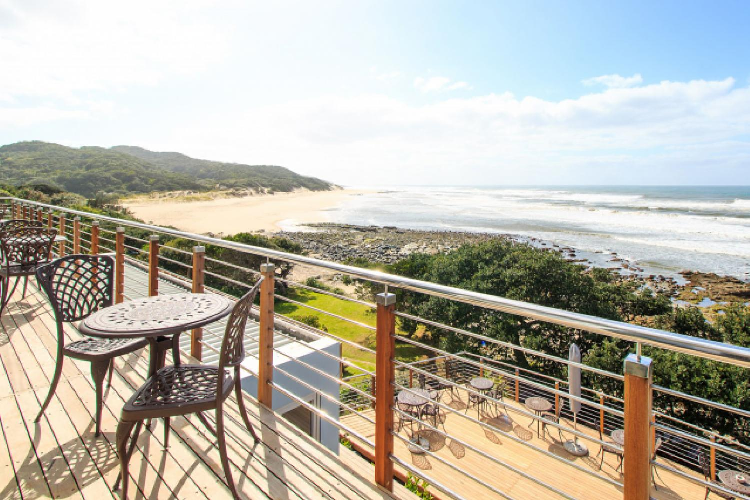 Enjoy fantastic views from our sea facing rooms