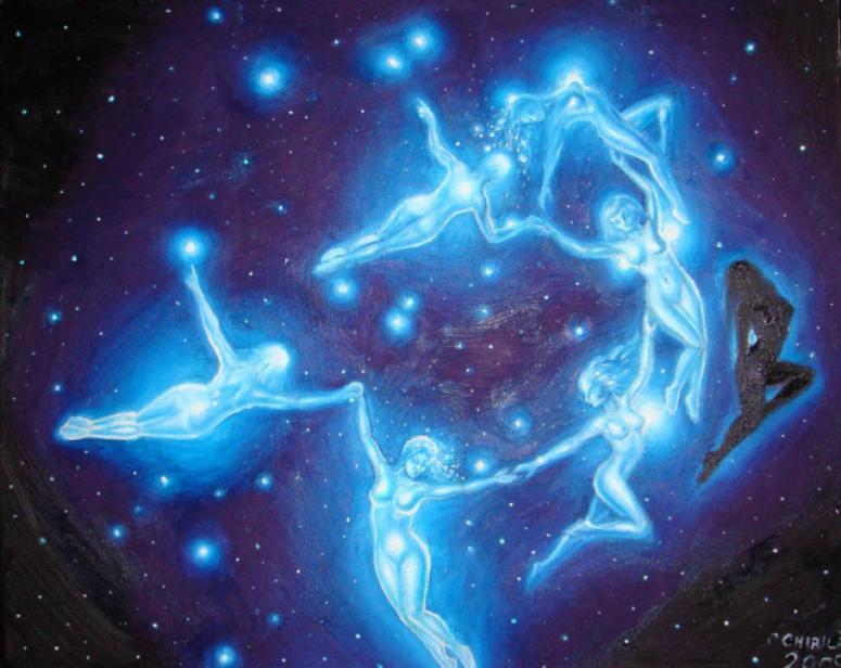 Seven Sisters (Pleiades)