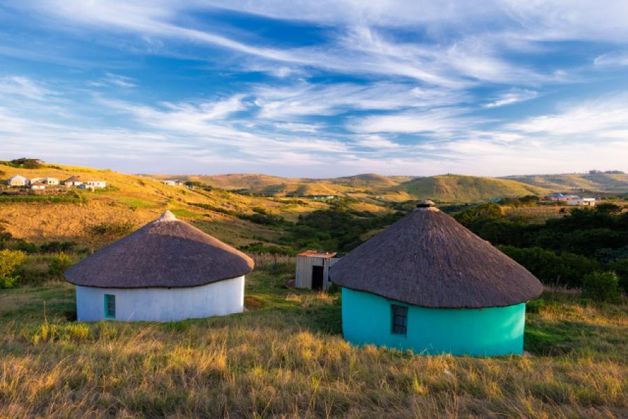 Rural scene near Coffee Bay - (c) Hougaard Malan