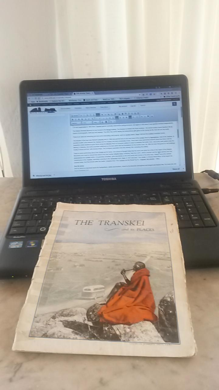 Transkei and its Places - Mlungisi 1960