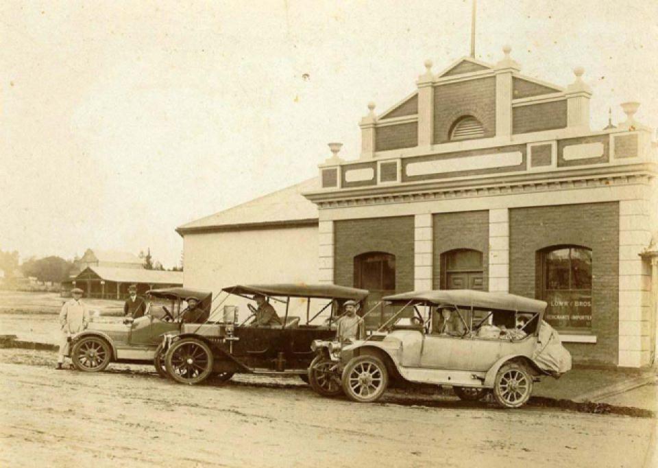 Umtata Post Office 1913