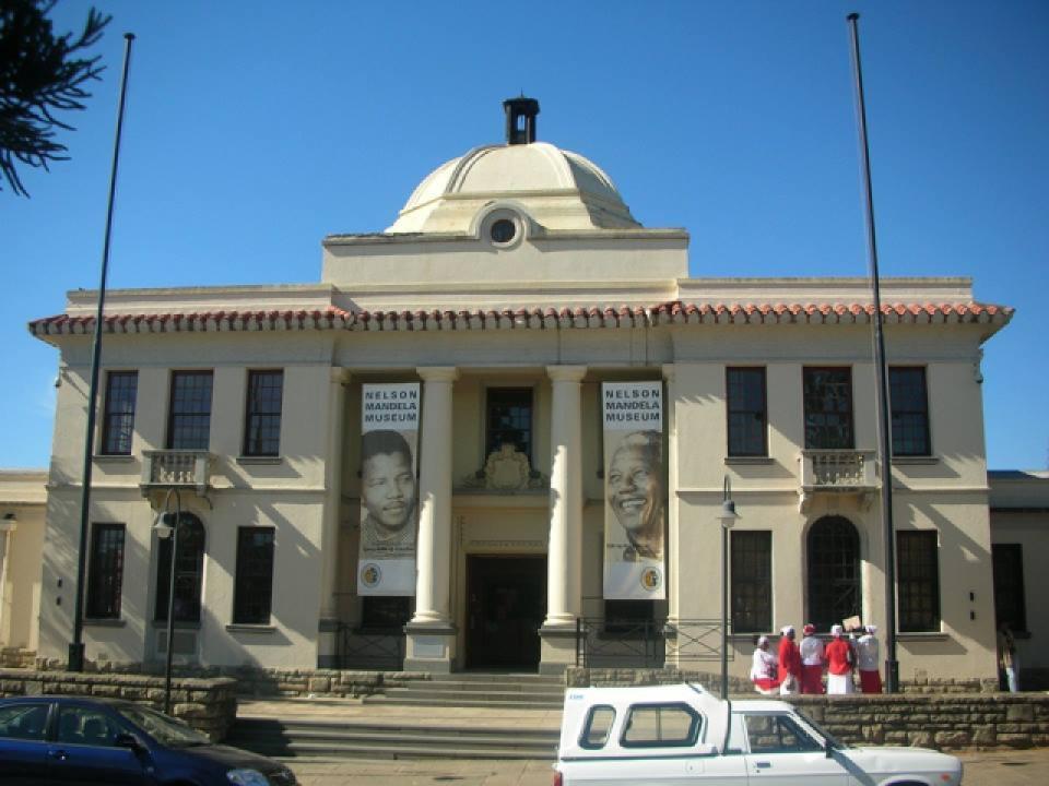 Bunga Mandela Museum Umtata